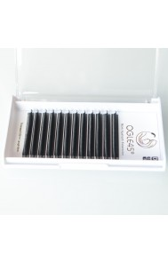 OGLE45° Lashes Mink Tray Lashes B C D curl For Individual Eyelash Extensions