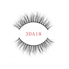 3D mink false eyelashes soft natural high-end false eyelashes exported to Europe and America