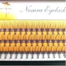 Scarecrow soft chemical fiber false eyelashes, grafted eyelashes, naturally curled and planted eyelashes factory direct sales
