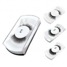 Shidi Shangpin 3d multi-layer mink false eyelashes natural thick eyelashes 1 pair, handmade