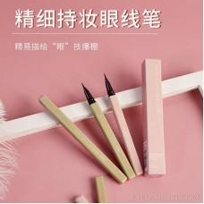Domestic makeup gogo dance fine makeup eyeliner women waterproof and sweat-proof non-smudge liquid eyeliner sponge tip