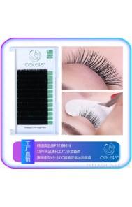 OGLE45° Lashes Mink Lash B C D J curl Eyelash Extensions False Natural Lash