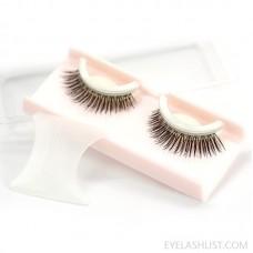 24P self-adhesive eyelashes new packaging glue-free false eyelashes 3D stereo self-adhesive eyelashes amazon direct