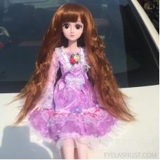 BJD Qi Liuhai Tacos Female Doll High Temperature Wire Wig Doll Wig eBay