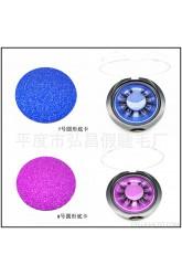 False eyelashes amazon packaging round box bottom card multi-color optional spot ebay
