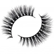Siberian Real Mink Eyelashes Strip Lashes - CHAMPAGNE For Lilly