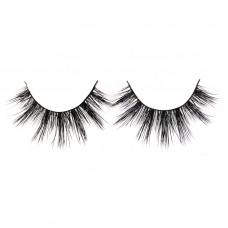 Real Mink Lashes Strip Eyelashes - DOLL ME UP For Velour