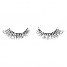 Siberian Real Mink Lashes Strip Eyelashes - Pearl