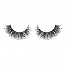 Siberian Real Mink Eyelashes Strip Lashes - Iris