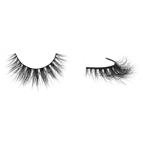 dc3f1d79cc2 3D Style Real Mink Eyelashes Strip Lashes - IT'S SHO FLUFFY! For Velour