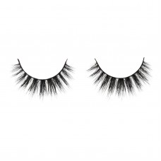 3D Style Real Mink Eyelashes Strip Lashes - IT'S SHO FLUFFY! For Velour