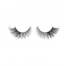 Real Mink Eyelashes Strip Lashes - Serena For Flutter