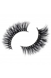 Siberian Real Mink Eyelashes Strip Lashes - ALINA For Lilly