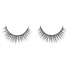 Siberian Real Mink Eyelashes Strip Lashes - Adela