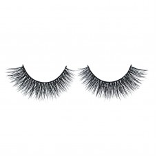 Real Mink Eyelashes Strip Lashes - Lash in the City For Velour