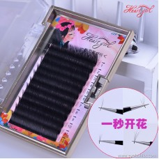 Camellia False Eyelashes 12 Rows One Second Flowering Grafting Hairy Planting Close-packing Soft and Comfortable 2D3D Natural Flowering