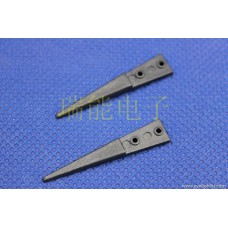 100% genuine VETUS interchangeable head tweezer head Replaceable anti-static carbon fiber tweezer head ESD-00