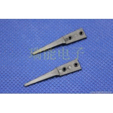100% genuine VETUS interchangeable head tweezer head Replaceable anti-static carbon fiber tweezer head ESD-249
