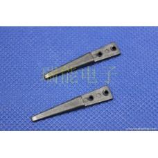 100% genuine VETUS interchangeable head tweezer head Replaceable anti-static carbon fiber tweezer head ESD-2A