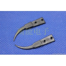 100% genuine VETUS interchangeable head tweezer head Replaceable anti-static carbon fiber tweezer head ESD-7A