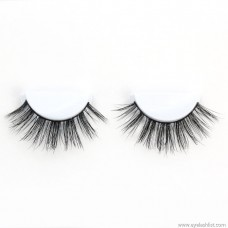 False eyelashes 3D multi-layered water mink High false eyelashes D series Hand-made pair of false eyelashes