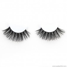 False eyelashes 3D three-dimensional multi-layer water mink eyelashes cross natural models high false eyelashes D handmade