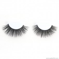 False eyelashes 3D three-dimensional multi-layered water mane thick natural section high false eyelashes D handmade pair