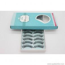 DINGSE false eyelashes manufacturers wholesale handmade eyelashes 10 pairs of H78 popular beauty tools support customization