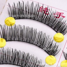 F20 eye tail lengthening thick section Taiwan handmade fake eyelashes high quality low price factory wholesale Korean