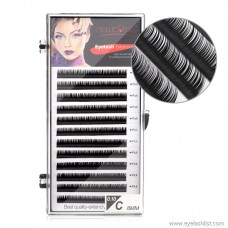 Best selling grafting false eyelashes, single dense row simulation comfort, high quality close row, single false eyelashes