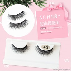 Qingdao factory direct wholesale false eyelashes soft eyelashes stereo natural realistic hand-made pair