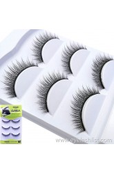 Shi Di Shangpin 3D False Eyelash Water Mane 3 Pairs Natural Cross Eyelashes 3D-A109 Multilayer