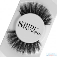 Shi Di Shang Pin 1 Pair 3d False Eyelashes Thick Stage Stage Eyelashes Foreign Trade Hot Sale #21