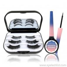 3d magnetic false eyelashes magnetic eyeliner set magnet false eyelashes magnetic eyeliner false eyelashes