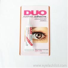 Factory direct eyelash glue duo eye false eyelash glue eye glue glue easy to remove makeup glue